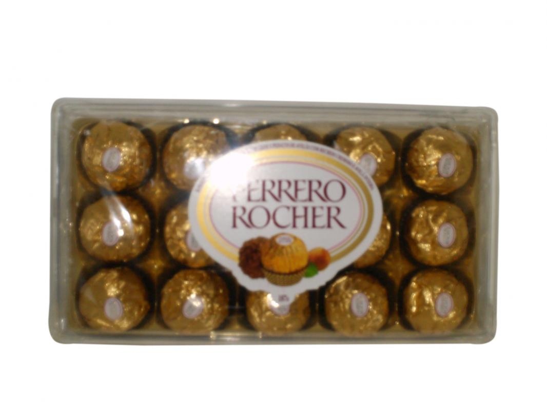 CHOCOLATES FERRERO ROCHER C/ 12